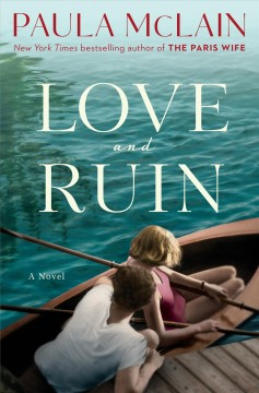 LOVE AND RUIN. book cover