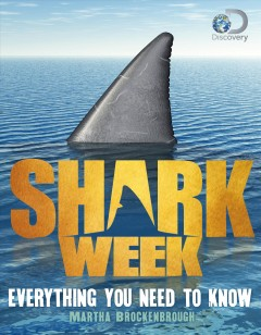 Shark week : everything you need to know book cover