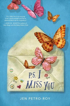 P.S. I miss you book cover