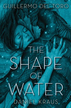 The shape of water book cover