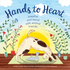 Hands to heart book cover