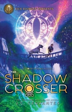 The shadow crosser book cover