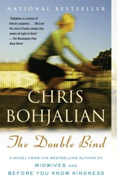 The double bind : a novel book cover