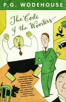 The code of the Woosters book cover