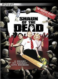 Shaun of the dead book cover