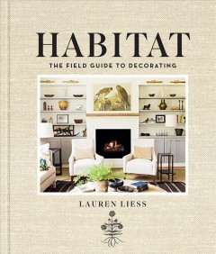 Habitat : the field guide to decorating book cover