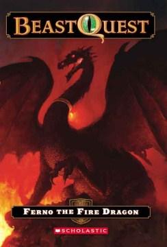 Ferno : the fire dragon book cover
