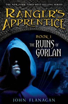 The ruins of Gorlan book cover
