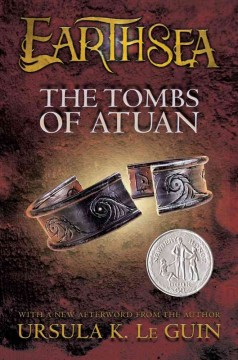 The tombs of Atuan book cover