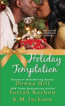 Holiday temptation book cover
