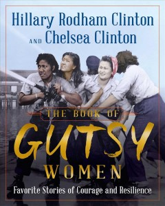The book of gutsy women book cover
