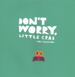 Don't worry, little crab book cover