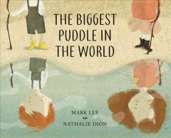 The biggest puddle in the world book cover