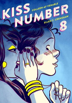 Kiss number 8 book cover