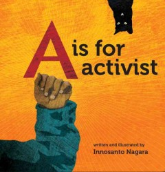 A is for activist book cover