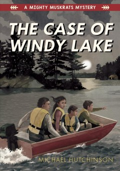 The case of Windy Lake book cover