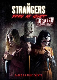 The Strangers: Prey at Night book cover
