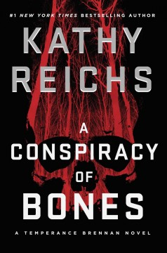 A conspiracy of bones book cover