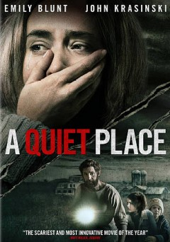 A quiet place book cover
