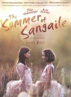 The summer of Sangaile book cover