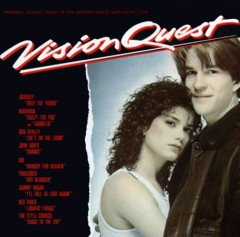 Vision quest : original sound track of the Warner Bros. motion picture. book cover
