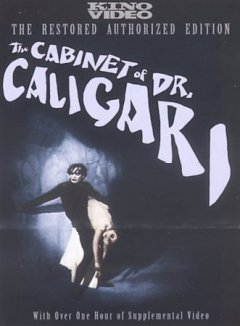 The Cabinet of Dr. Caligari book cover