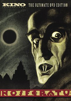 Nosferatu. book cover