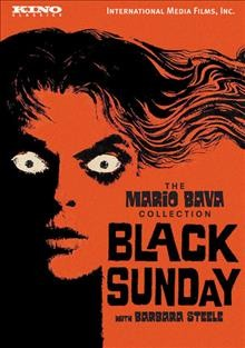 Black Sunday. book cover