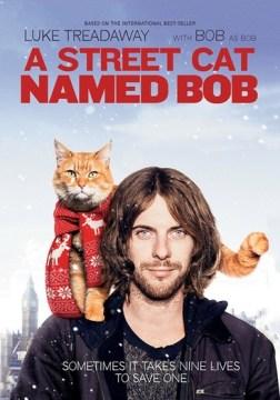 Catalog record for A Street Cat Named Bob.