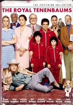 The Royal Tenenbaums book cover