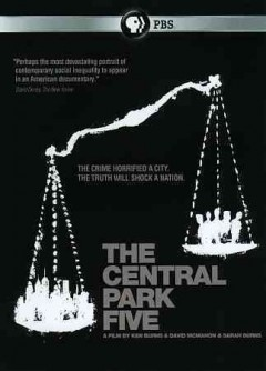Catalog record for Ken Burns the Central Park five.