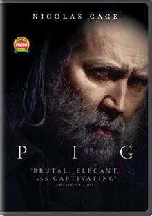 Pig. book cover