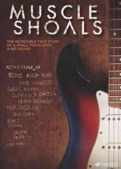 Muscle Shoals book cover