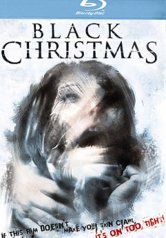 Black Christmas book cover