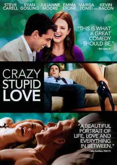 Crazy, stupid, love book cover
