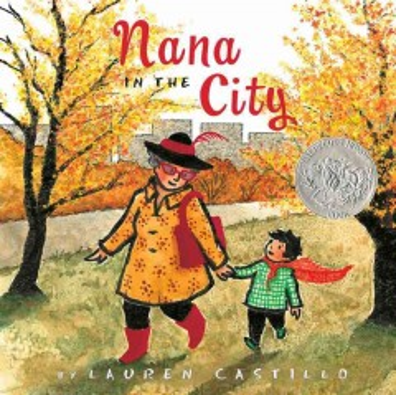 Nana in the City book cover