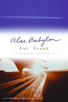 Alas, Babylon book cover