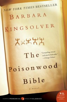 The poisonwood Bible book cover