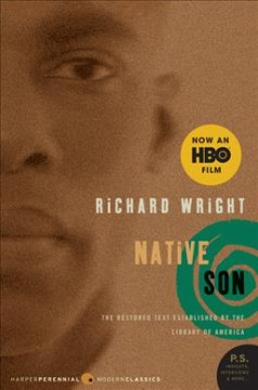 Native son book cover