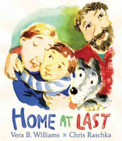 Home at last book cover