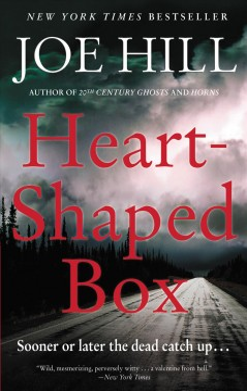 Catalog record for Heart-shaped box