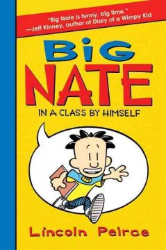 Big Nate : in a class by himself book cover