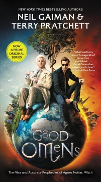 Good omens : the nice and accurate prophecies of Agnes Nutter, witch book cover