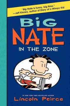 Big Nate in the zone book cover