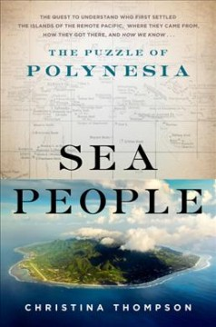 Sea people : the puzzle of Polynesia book cover