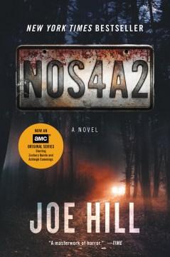 NOS4A2 : a novel book cover
