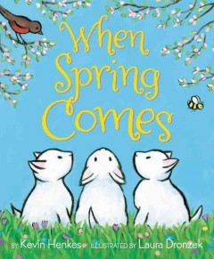 When spring comes book cover