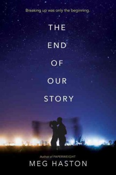 The end of our story book cover
