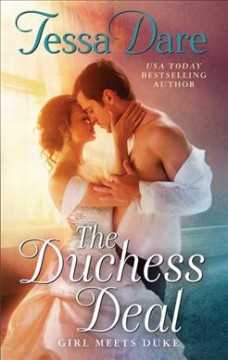 The duchess deal : girl meets duke book cover