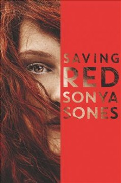 Saving Red book cover